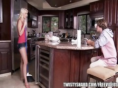 Anikka Allbrite knows how to receive her boy  to set aside what she wants Thumb