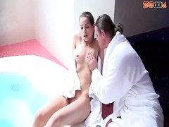 ass fucking Spa Treatment Thumb