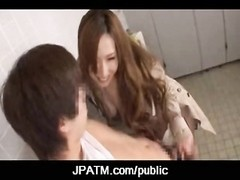Public hook-up  dumb Japan - youthfull  Asians Exposed Outdoor 3 Thumb