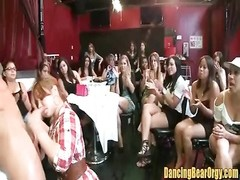 Blowbang image Op with Strippers - DancingBearOrgycom. Thumb