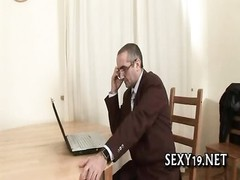 sex lesson with thirsty teacher Thumb