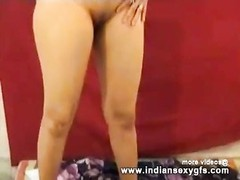 Indian female indian sex babe stroking on webcam - indiansexygfscom. Thumb