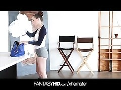 Fantasy-HD young teen dancer gets pulverized Thumb