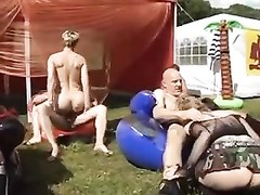 inexperienced - Exhibitionists Outdoor Swingers Thumb