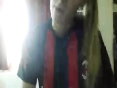 insatiable AC Milan Suppoter Doing Doggystyle Thumb