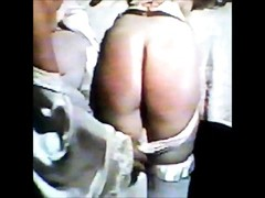 scandalous well-to-do hoe spanks maid 2 Thumb