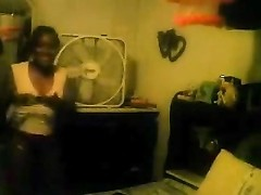 steaming amateur black  Dance Thumb