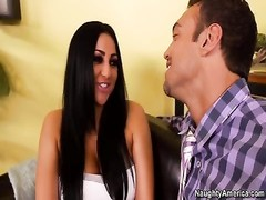 Audrey Bitoni - My friend's steamy damsel Thumb
