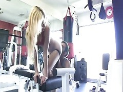 trim steaming Fit teenage  ravaged At The GymBy, Blondelover Thumb