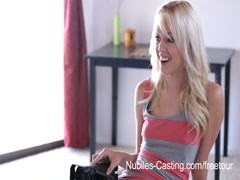 Nubiles Casting - Hardcore porn audition for fresh newcomer Thumb
