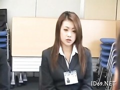 Boss tears up his secretary Thumb