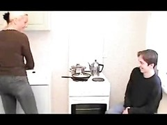 Mom eats Not Her Sons cum - From MatureSidecom. Thumb