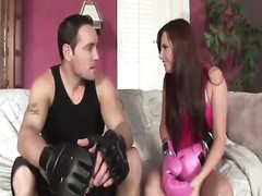 teen succesfully seducing her step brother Thumb