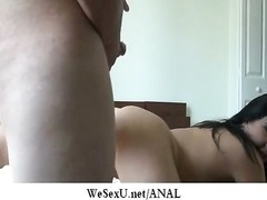 fledgling  lady receive penetrated in the arse 25 Thumb