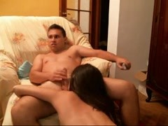Ravishing Latina fucked by ugly dude on webcam Thumb