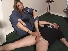 Nina Footjob - fraction I Thumb