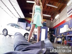 Mechanic smash super hot doll  clients the scheme you want Thumb