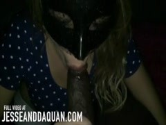 Sucking BBC in slow motion Thumb