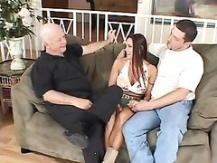stud lets pornstar pound his wifey  in the ass Thumb