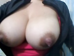 vast milk laden breasts lactate on cam Thumb