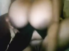 black woman with big dim knockers and some oil Thumb