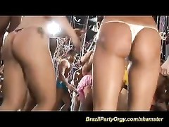 Brazilian anal carneval party Thumb