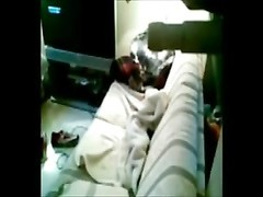 House possessor  pulverizes His molten Maid - Caught On Camera Thumb