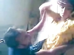 Northindian huge-chested breasts Aunty pounding with hubby-I Thumb