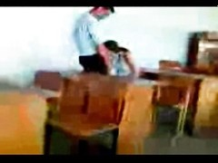 Colombian college woman caught giving head Thumb