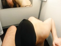 fun in public switching  room with xhamster user Doitsuyama Thumb