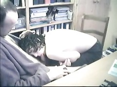 Hidden cam - bj at the office Thumb