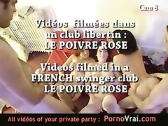 Camera espion en soiree privee slow! French spycam255 Thumb