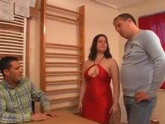 BBw get used by dries like a dirty whore Rough in her Cunt Thumb