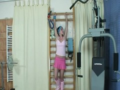 Cknz ancient Vs Young-Maritta pounded In The Gym (720p) Thumb