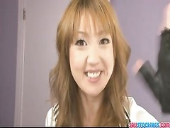 stunning and wild redhead asian honey  Yuki Mizuho Thumb