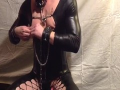 Slave training ordered by Domina Dina Thumb