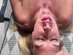 So peaceful with cum in her face Thumb