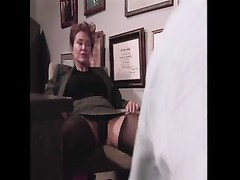 horny furry milf WANTS TO tear up IN HER OFFICE Thumb