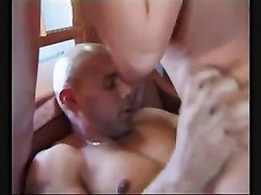 hot wifey  Double nailed and jizz On Her Face Thumb