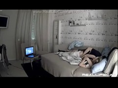 Hot girlfriend is having a nice sex with her bf on the hidden cam Thumb