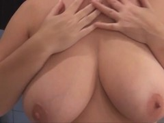 Female Nude chubby takes pleasure Thumb