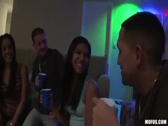 Slut party with reckless college sluts is getting hot Thumb