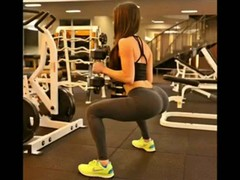 Sexy big booty workout comp. - iRuinGirls Thumb