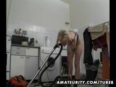 Mature amateur wife homemade hardcore action with facial cumshot Thumb