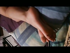 GF's legs feet and feet  wearisome! Thumb