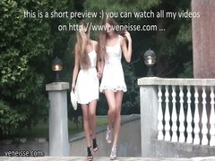 Veneisse waddle outdoor without lingerie sapphic  double going knuckle deep Thumb