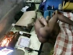 South Indian center lesson Couples Nude tearing up Thumb