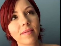 Redhead Hungarian Teen Loves Cock in Her Ass Thumb