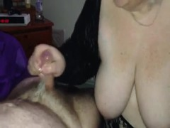 Two cocks for my whore Thumb
