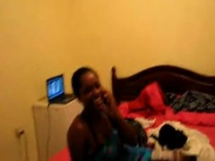 African Ebony Black Hooker getting pounded in Hotel Thumb
